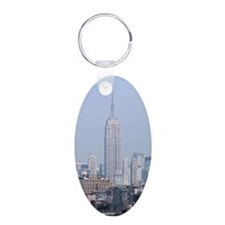 Empire State Building NYC Pro Photo Keychains