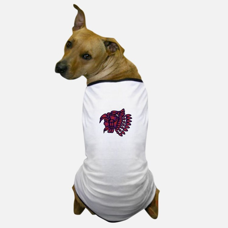 AZTEC WARRIOR Dog T-Shirt