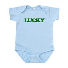 Lucky - St. Patrick's Day Irish Body Suit