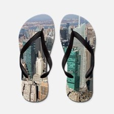 New York City USA Pro Photo Flip Flops