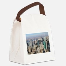 New York City USA Pro Photo Canvas Lunch Bag