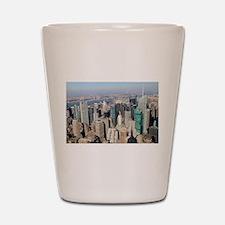 New York City USA Pro Photo Shot Glass