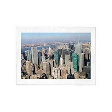 New York City USA Pro Photo 5'x7'Area Rug