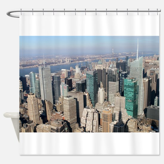 New York City USA Pro Photo Shower Curtain