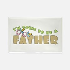 Father to Be Rectangle Magnet (10 pack)