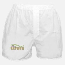 Father to Be Boxer Shorts