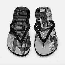 New York City USA Pro Photo Flip Flops