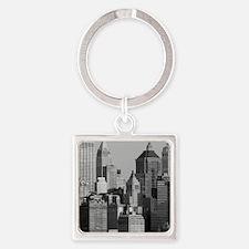 New York City USA Pro Photo Keychains