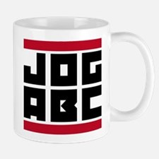 Jog ABC Mug
