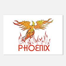 PHOENIX Postcards (Package of 8)