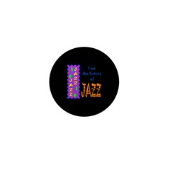 Future of Jazz Kids Dark Mini Button (100 pack)