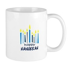 HAPPY HANUKKAH Mugs