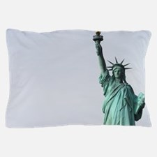 The Statue of Liberty NYC Pro photo Pillow Case