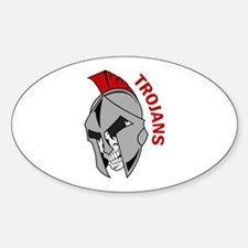 TROJANS Decal