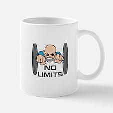 NO LIMITS Mugs