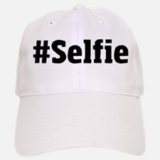 #Selfie Baseball Baseball Cap