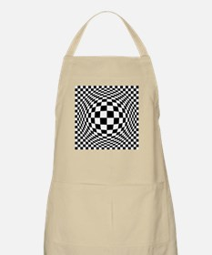 Expanded Optical Check Apron