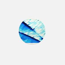 Blue Ocean Mini Button (10 pack)