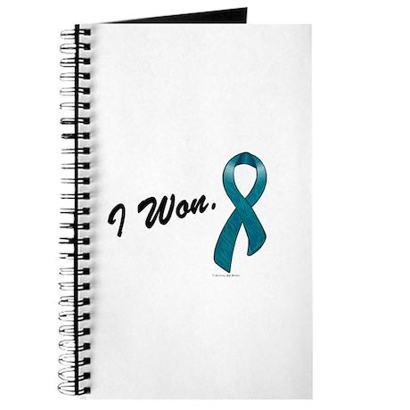 I Won Ovarian Cancer Survivor Journal