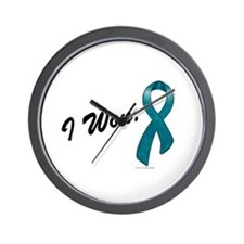 I Won Ovarian Cancer Survivor Wall Clock