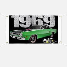 1969 - Super Bee Banner