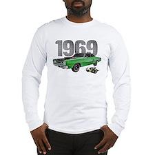 1969 - Super Bee Long Sleeve T-Shirt