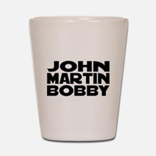 JMB Shot Glass