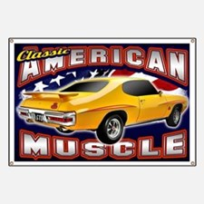 American Muscle - GTO 2 Banner
