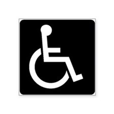 Handicapped Sign Sticker