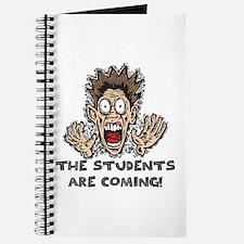 Funny Teacher Gifts Journal