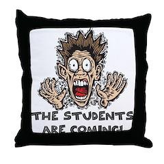 Funny Teacher Gifts Throw Pillow