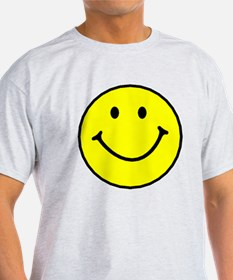 Yellow Smiley Face T-Shirt