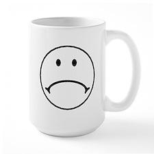 Sad Face Mugs