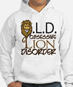 Funny Lion Hoodie