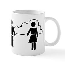 Man And Woman Mugs