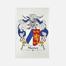 Nunes Rectangle Magnet