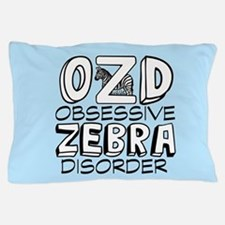 Cute Zebras Pillow Case