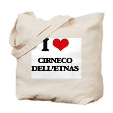 I love Cirneco Dell'Etnas  Tote Bag