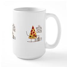 The Pizza Dude Mugs