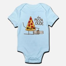 The Pizza Dude Body Suit
