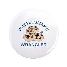 """RATTLESNAKE WRANGLER 3.5"""" Button"""