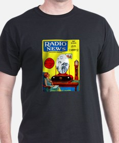 Radio News T-Shirt