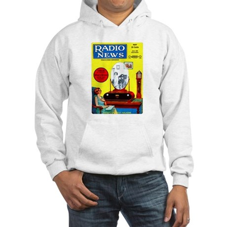 Radio News Hooded Sweatshirt
