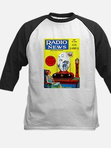 Radio News Tee