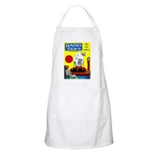 Radio News BBQ Apron