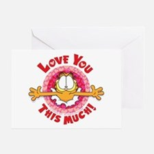 Love You This Much! Greeting Cards