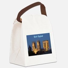 York Minster - Pro photo Canvas Lunch Bag