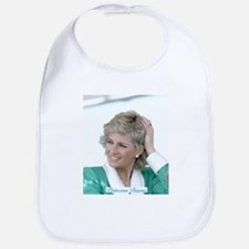 HRH Princess Diana Australia Bib