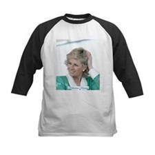 HRH Princess Diana Australia Baseball Jersey