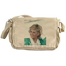 HRH Princess Diana Australia Messenger Bag